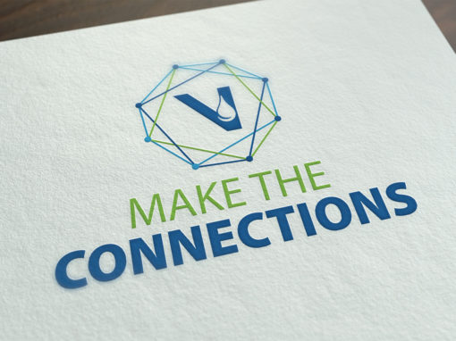 Viking Make the Connections Logo