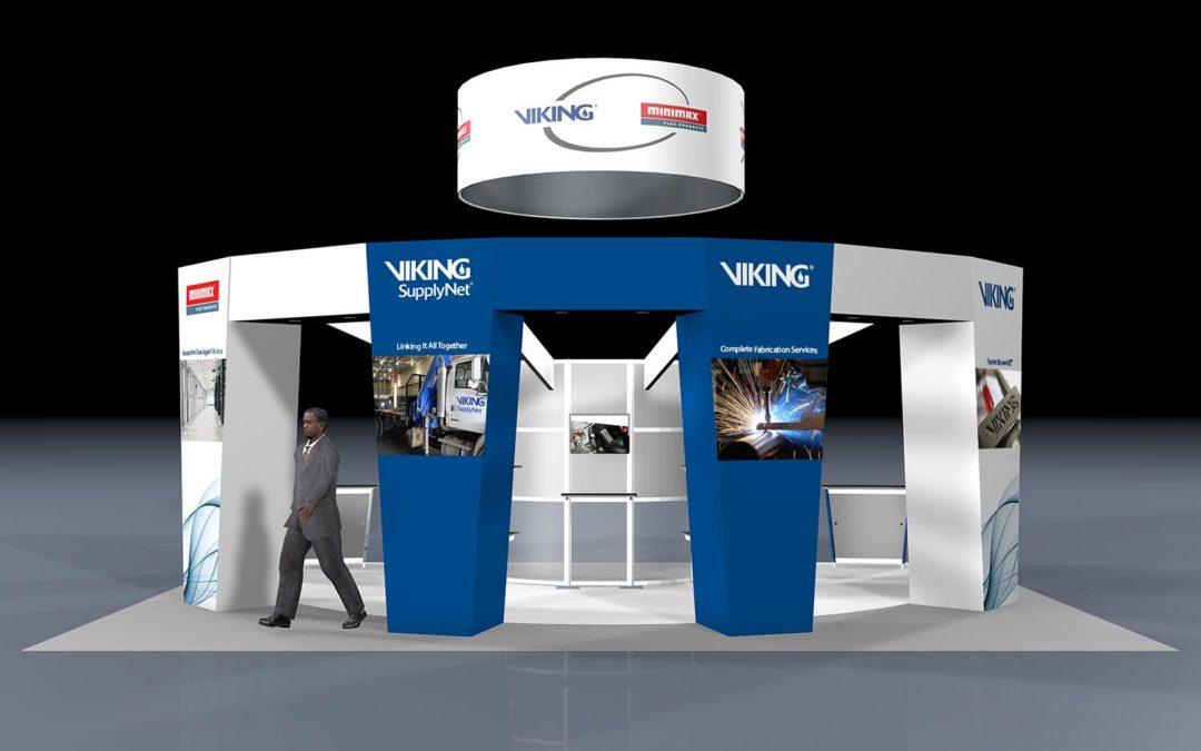 Viking Tradeshow Display Concepts