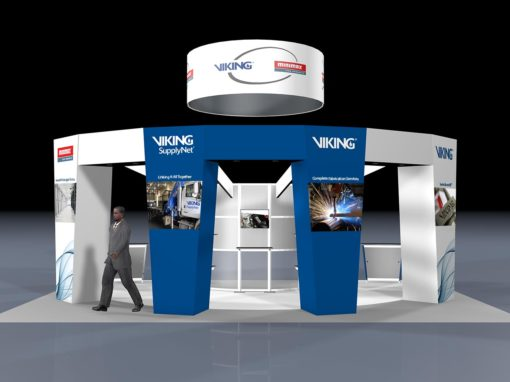 Viking Tradeshow Display Concepts