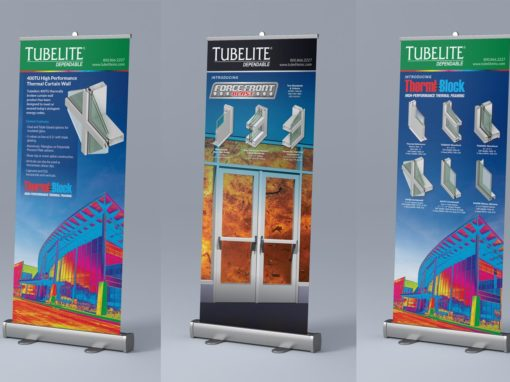 Tubelite Banner Stands