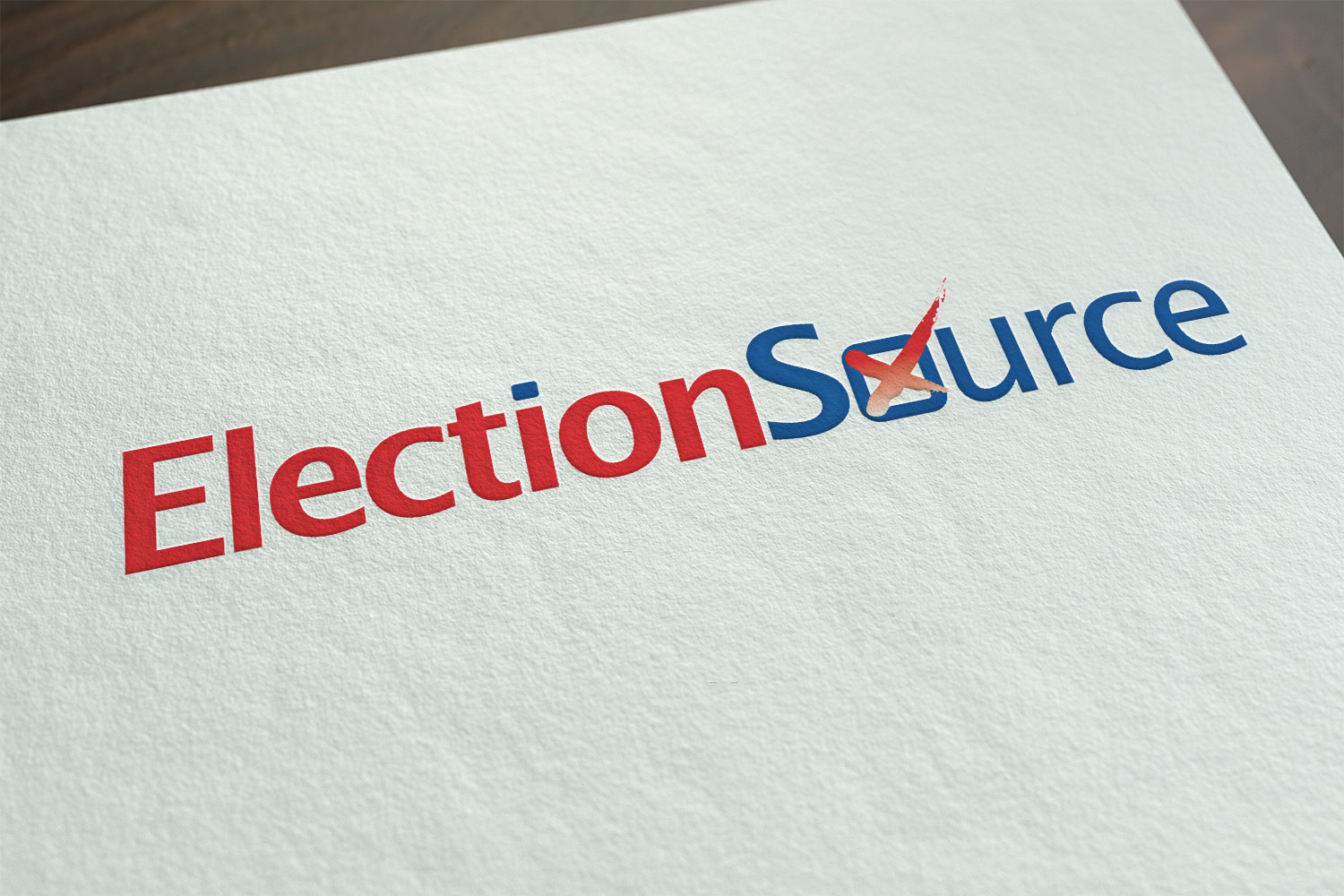 ElectionSource Logo