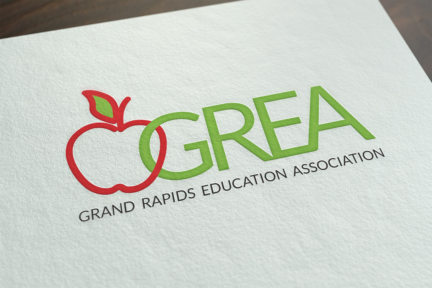 Grand Rapids Education Association Logo
