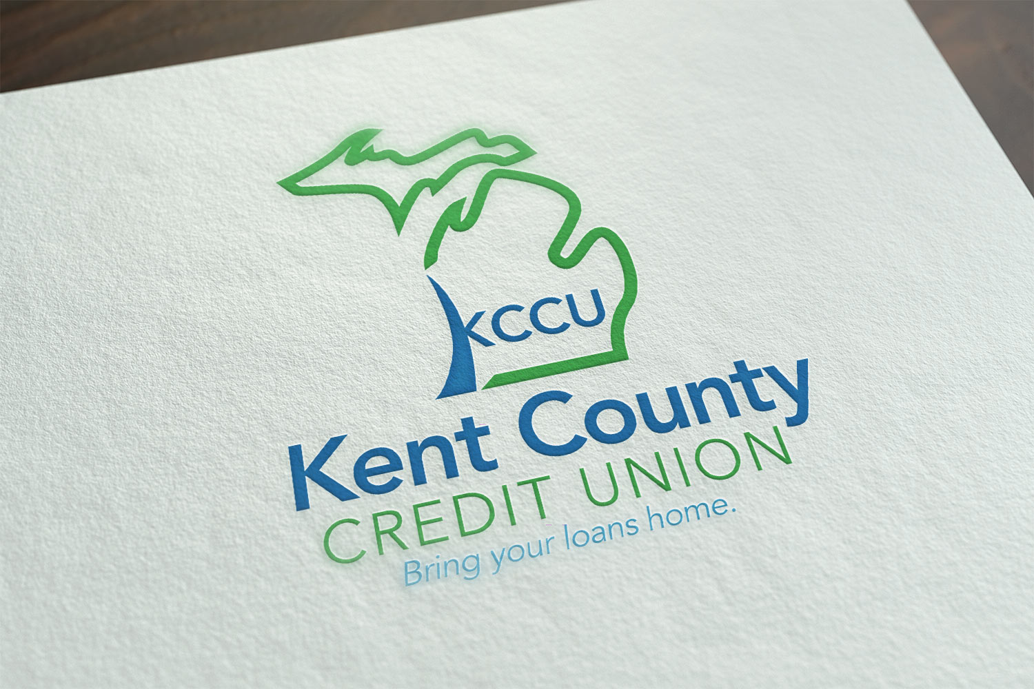 Kent County Credit Union Logo