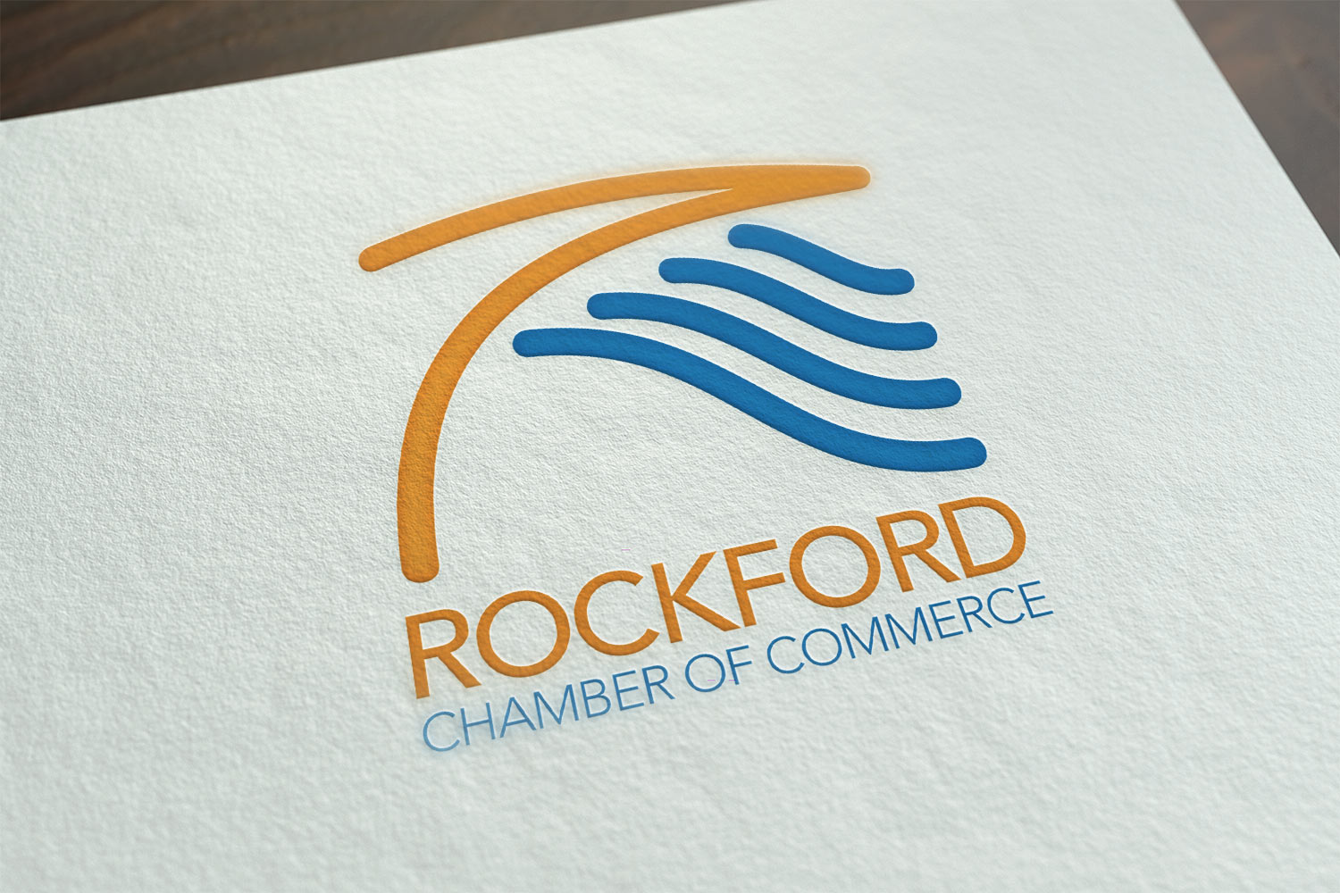 Rockford Chamber of Commerce Logo