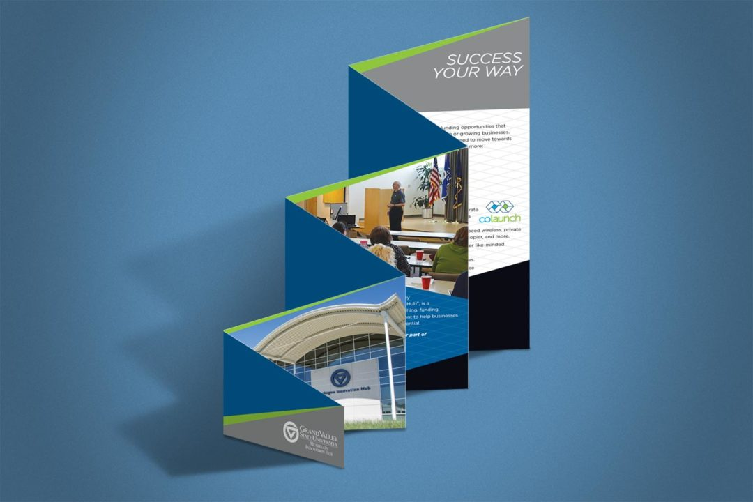 GVSU Innovation Hub Brochure