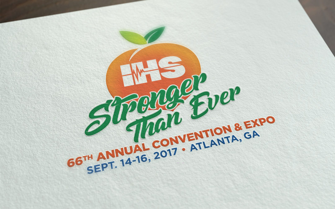 IHS 2017 Event Logo