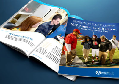 GVSU Annual Health Report