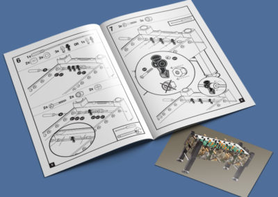 Carrom Instructional Manual