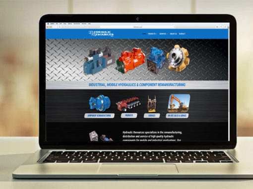 Hydraulic Resources Website