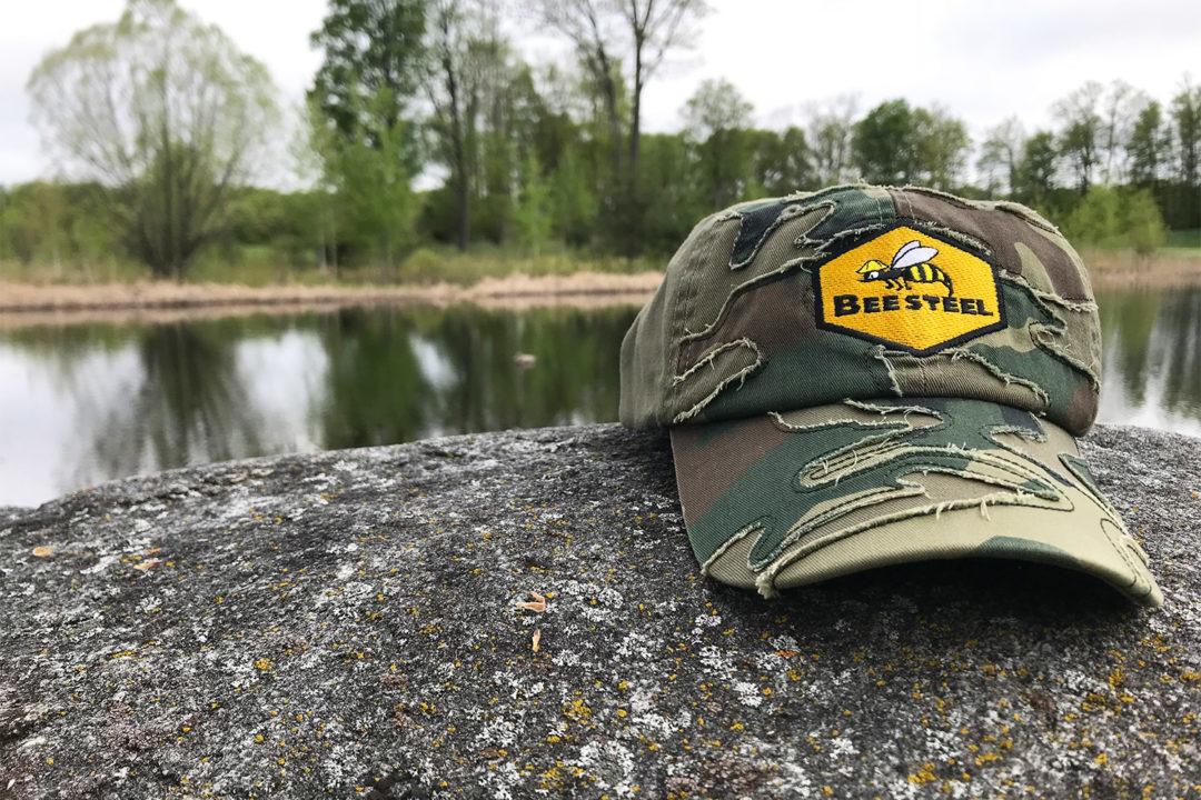Bee Steel Inc. Hat