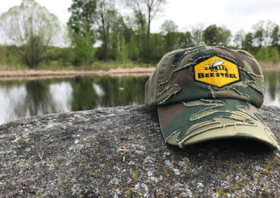 Bee Steel Inc. Hat