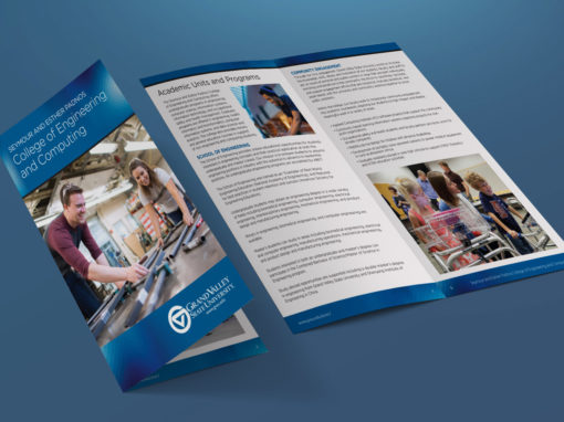 GVSU College of Engineering & Computing Brochure
