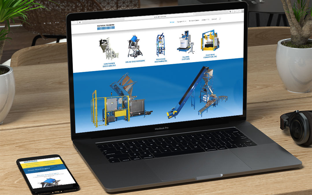 Material Transfer Website