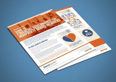 Beene Garter Governance Flyer