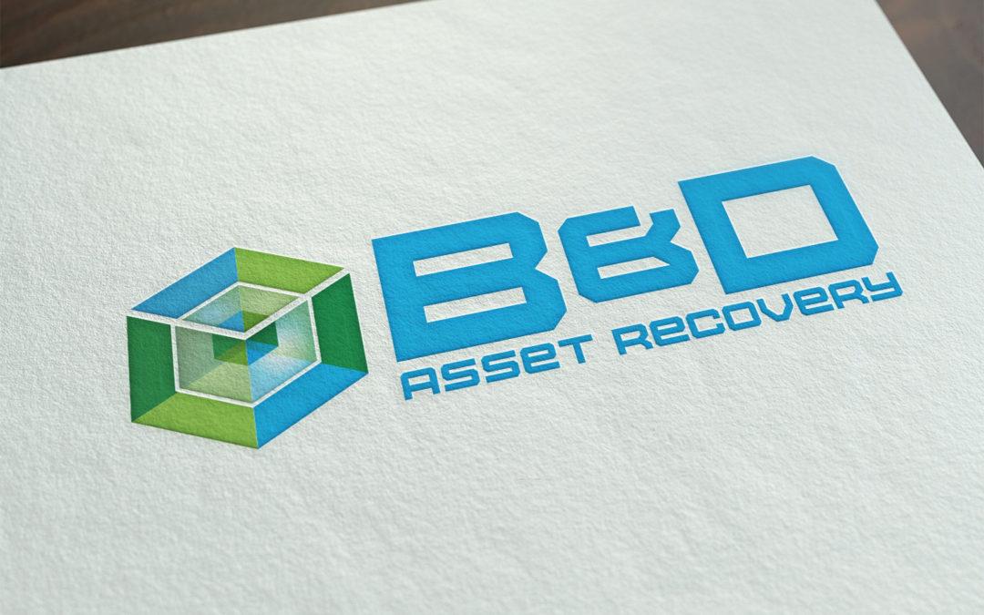 B & D Asset Recovery Logo