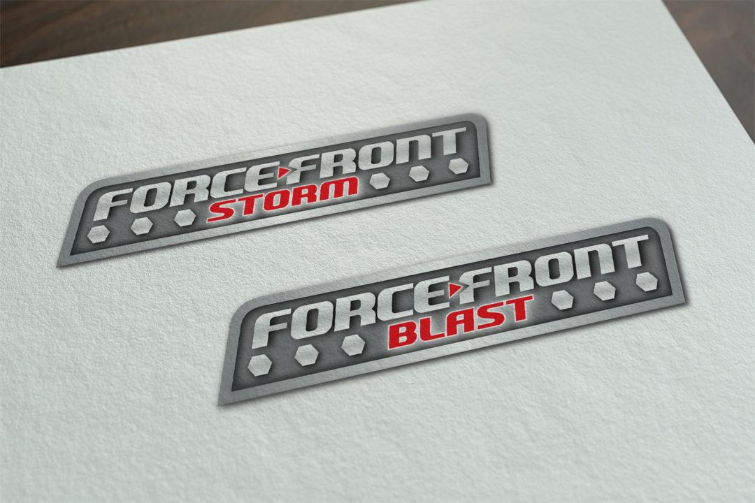 Tubelite ForceFront Logos