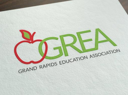 Grand Rapids Education Association Logo