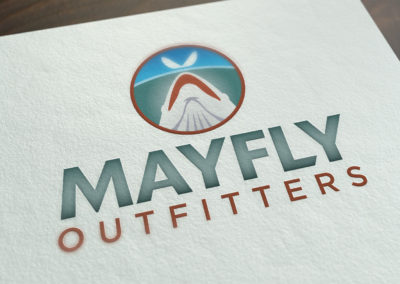 Mayfly Outfitters Logo