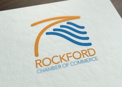 Rockford Chamber Logo