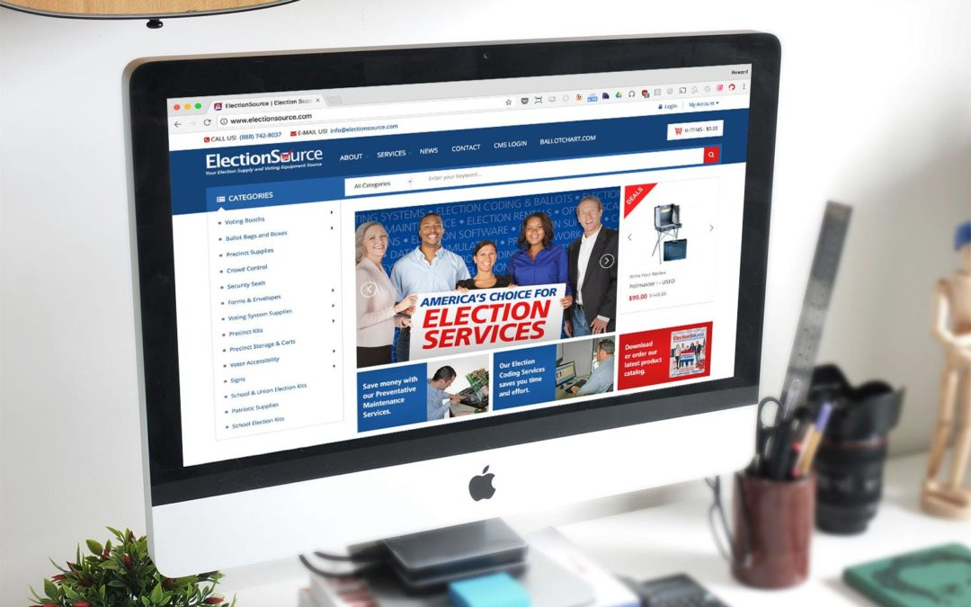 ElectionSource Website