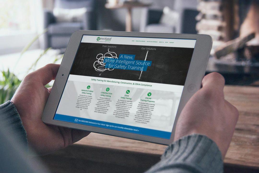 Evolved Safety Website