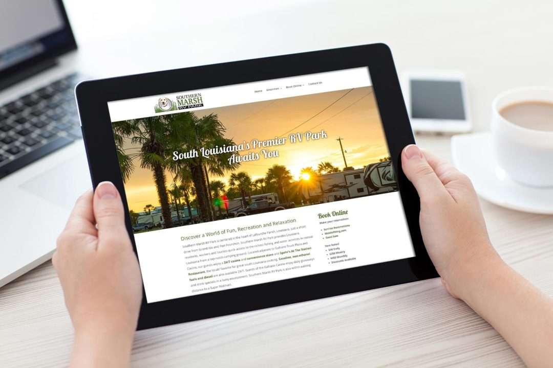 Southern Marsh Website