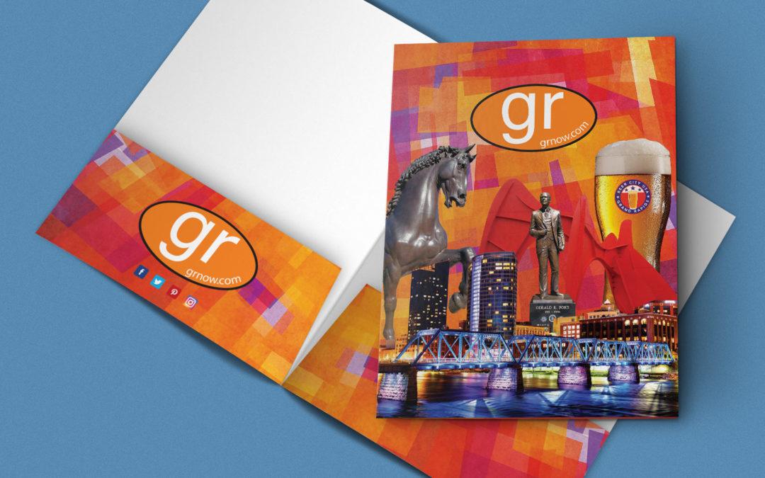 GRNow Pocket Folder