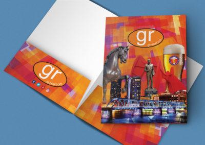 GR Now Pocket Folder