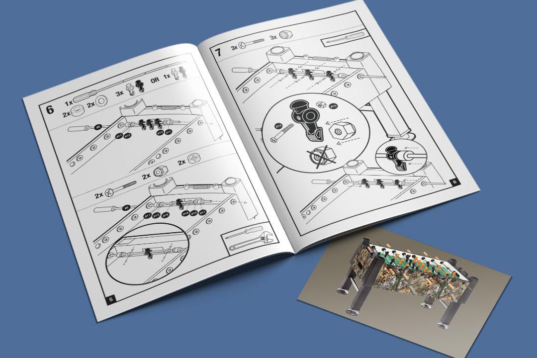 Carrom Instructional Manual