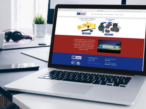 Colonial Engineering Website