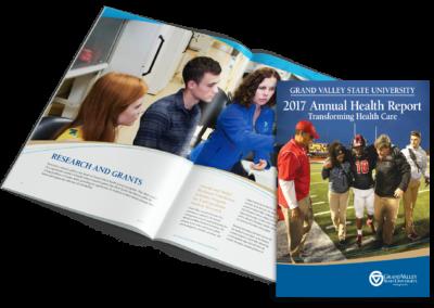 GVSU 2017 Annual Report