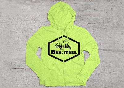 Bee Steel Hoodie