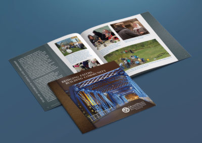 GVSU Kaufman Interfaith Institute Brochure