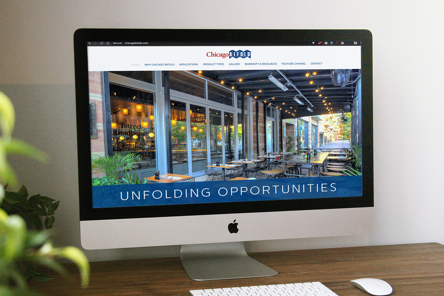 Chicago BiFold Web Design and Digital Marketing