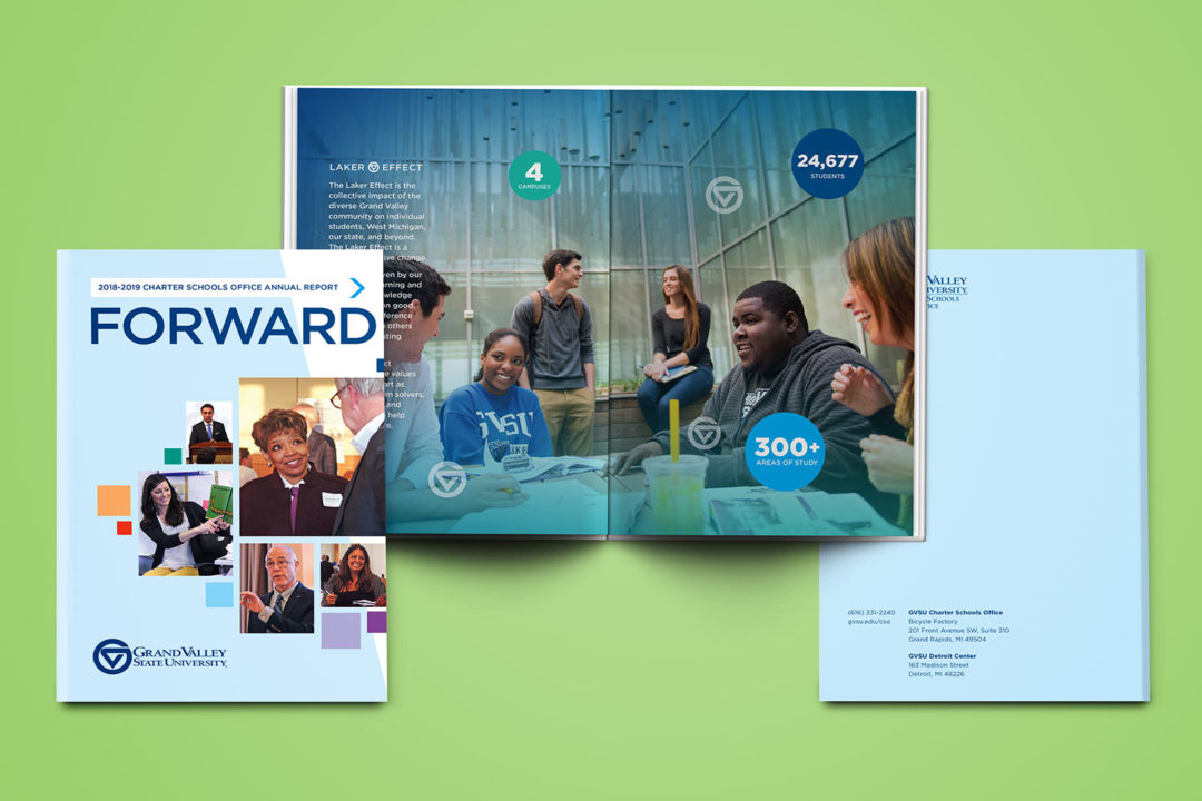 Grand Valley State University 2018-2019 Charter Schools Office Annual Report