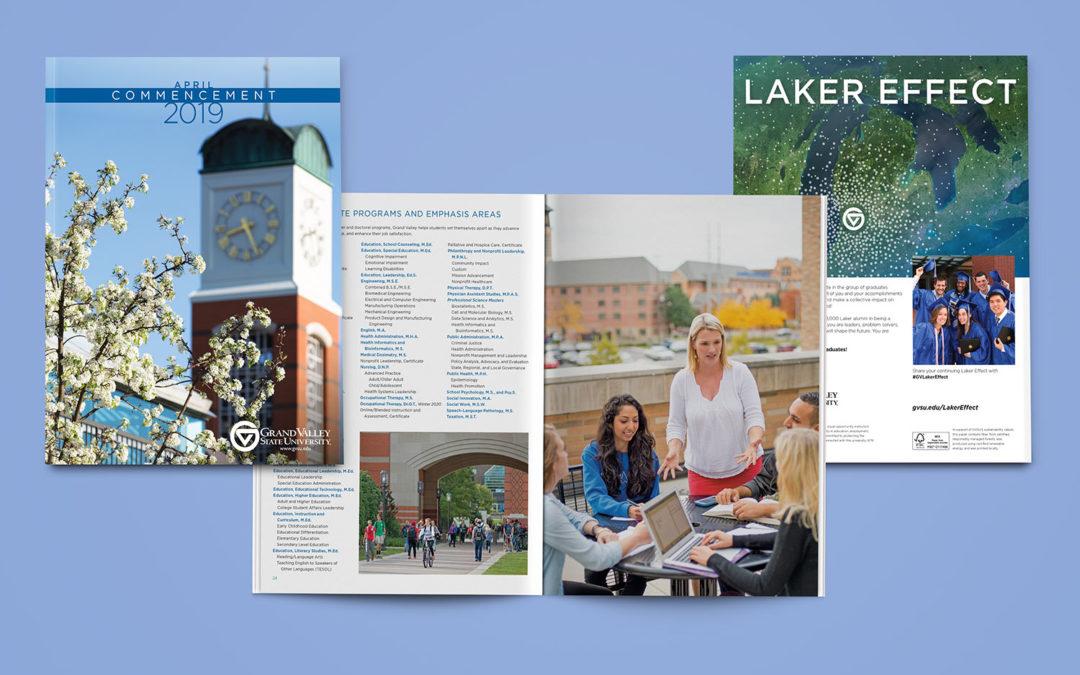 GVSU Commencement Book