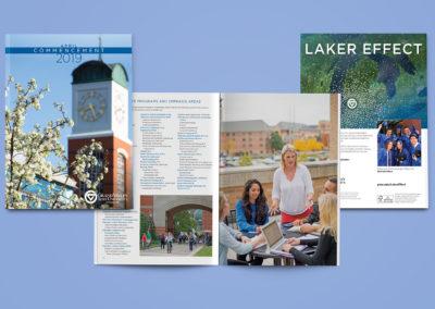 GVSU Commencement Booklet