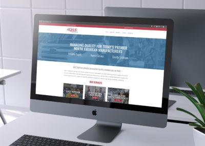 QAS Company Website