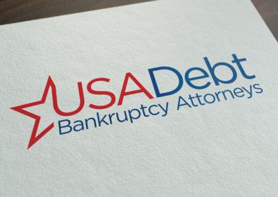 USA Debt Logo