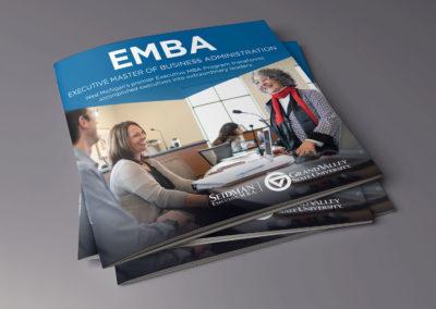 GVSU EMBA Brochure